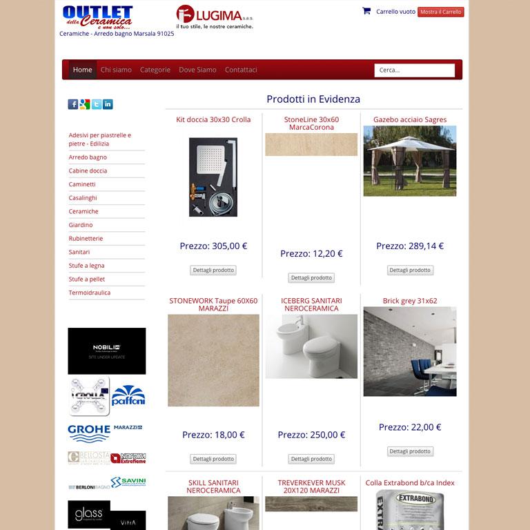 beautiful outlet della ceramica ideas - ameripest.us - ameripest.us - Arredo Bagno Marsala